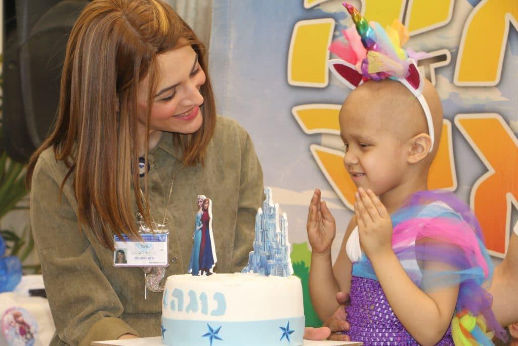 ימי הולדת והגשמת משאלות למען ילדים חולי סרטן, עמותת רחשי לב