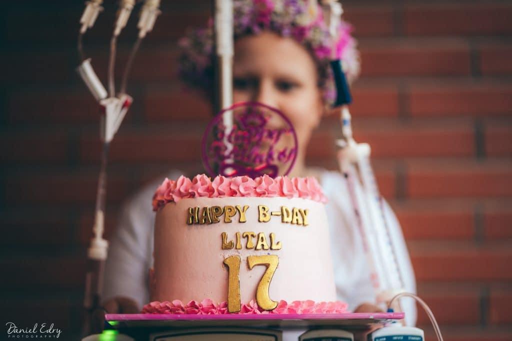 עמותת רחשי לב עורכת ימי הולדת למענם של ילדים חולי סרטן