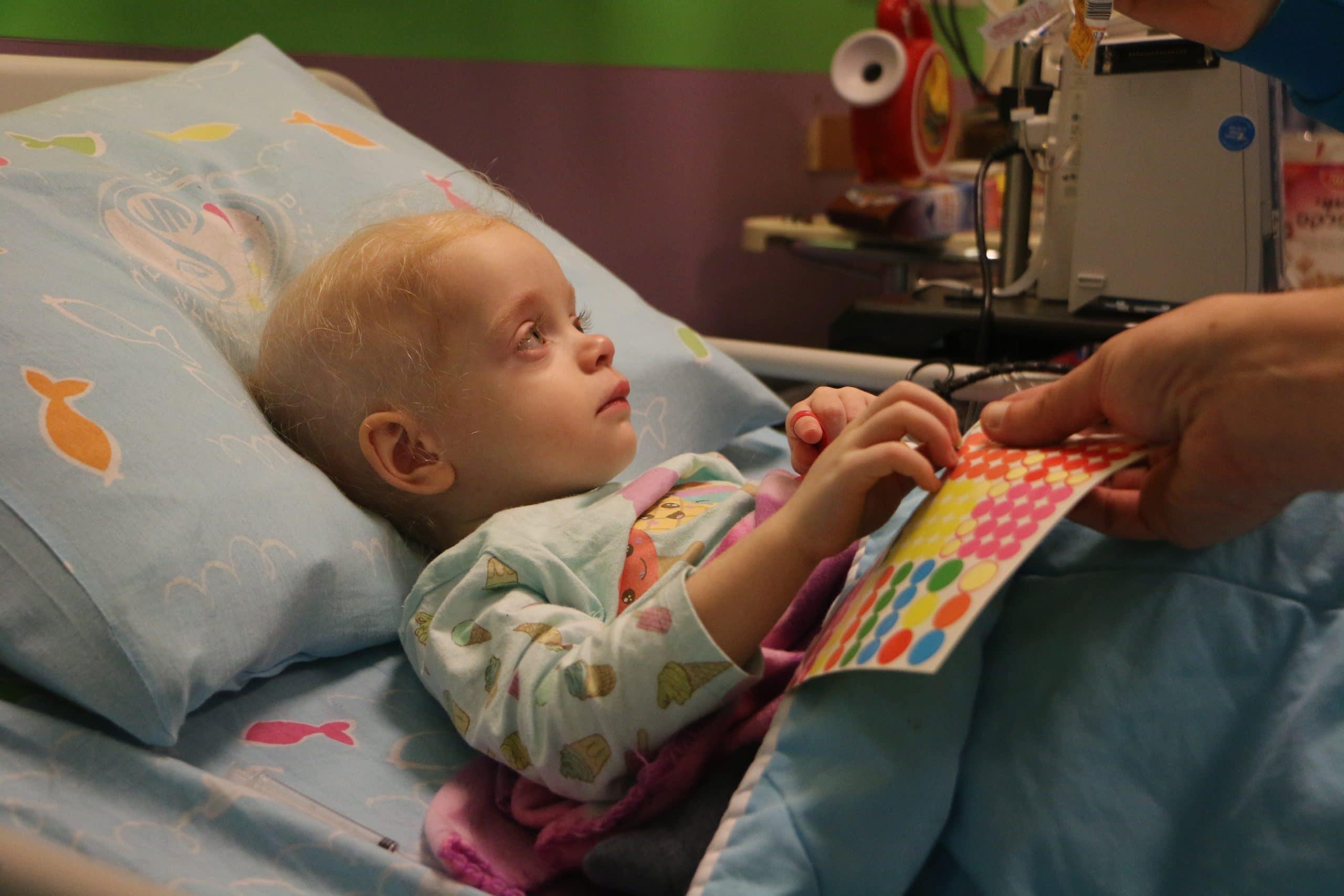 בדיקות גנטיות וסיוע רפואי למען ילדים חולי סרטן - רחשי לב