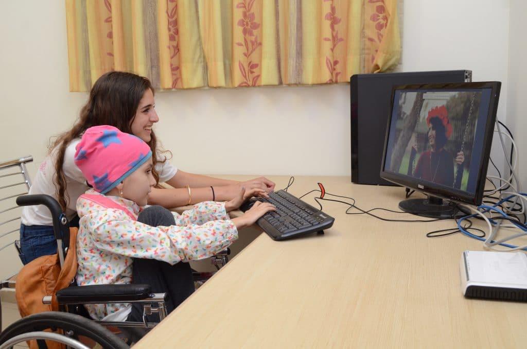 בית הילד - עמותת רחשי לב פועלת למען ילדים ובני נוער המתמודדים עם מחלת הסרטן