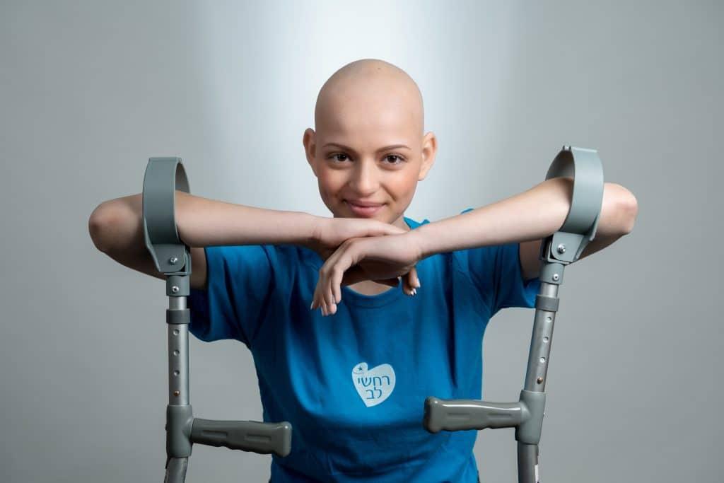 רחשי לב עמותה למען ילדים חולי סרטן מסבירה מה הם זכויות חולי סרטן וכיצד מסדירים תו נכה