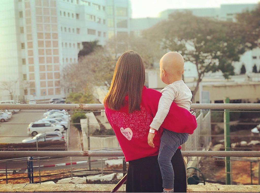 ארגון רחשי לב פועל למען ילדים חולי סרטן