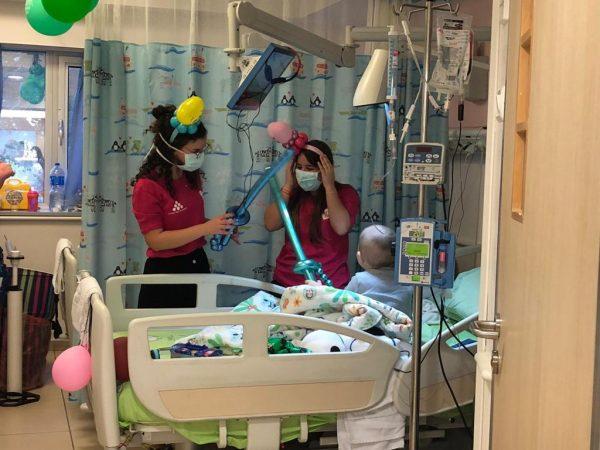 עמותת רחשי לב - סיוע ותמיכה בילדים חולי סרטן ובני משפחותיהם