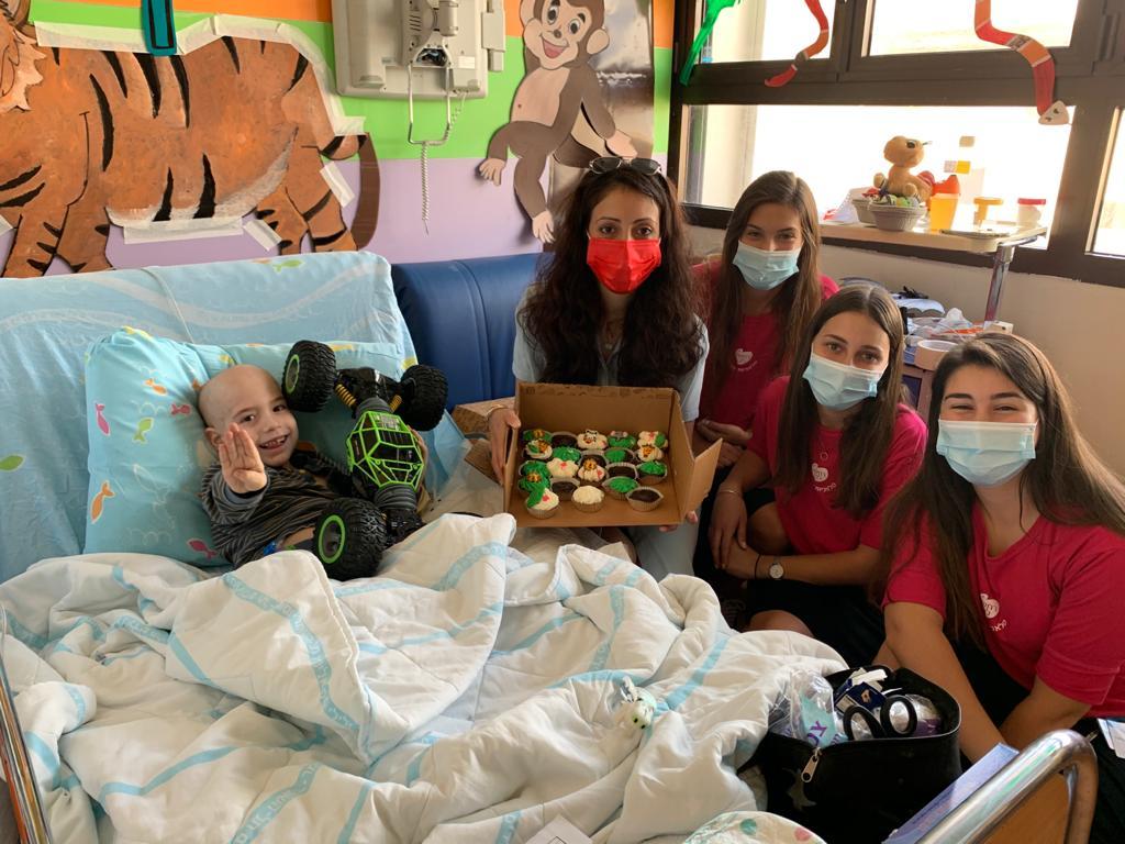 אודות ארגון רחשי לב, למען ילדים חולי סרטן