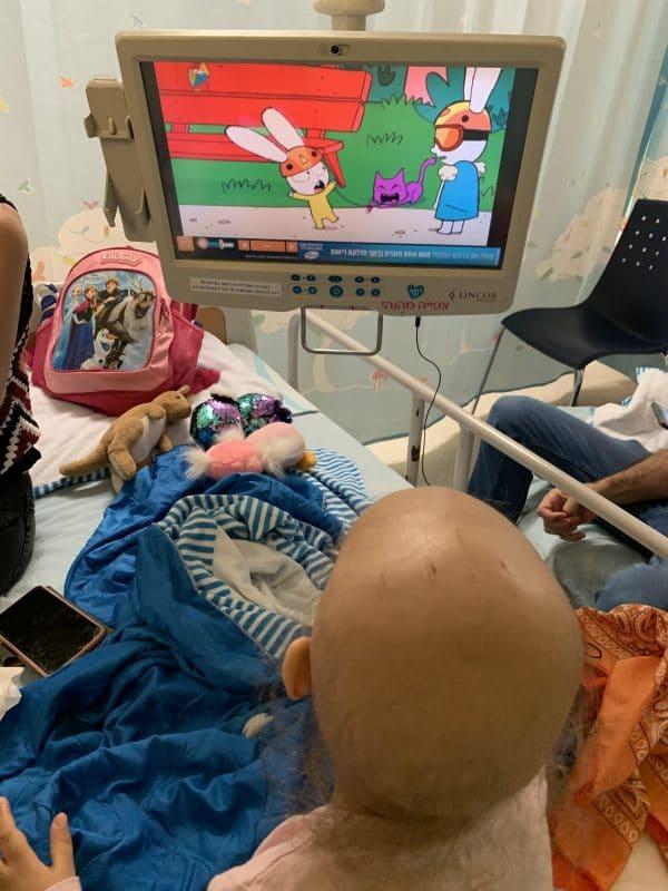 עמותת רחשי לב, הפועלת למענם של ילדים חולי סרטן, מזמינה אתכם לאמץ פרויקט. תרמו גם אתם לטובת מערכת מולטימדיה אישית צמודה למיטה של ילדים חולי סרטן.